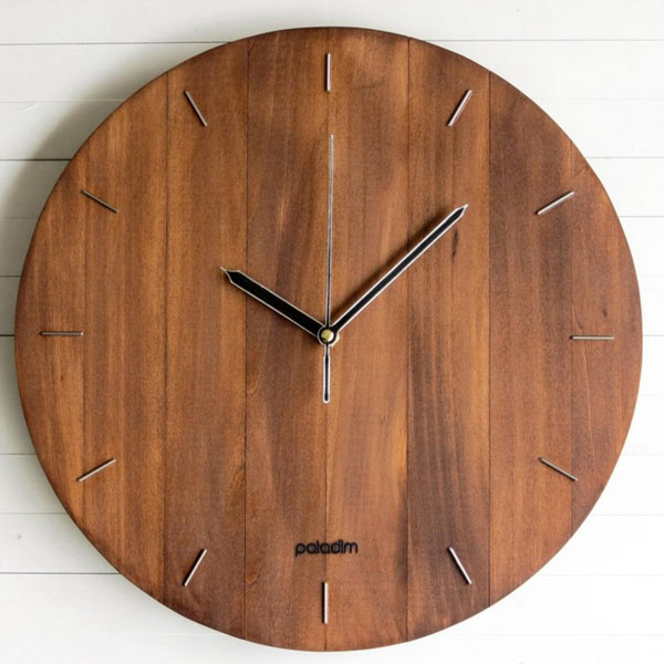 Big Round Wall Clock