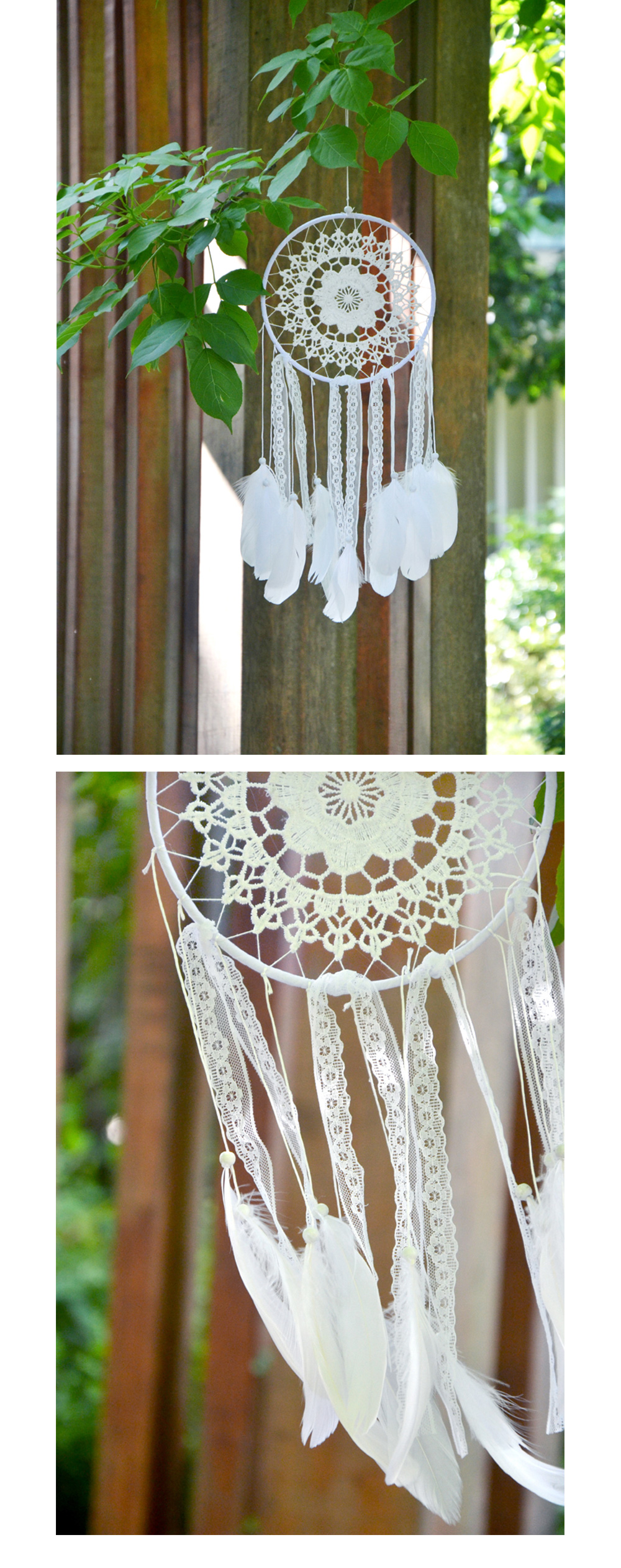 Lace Dream Catcher Your Perfect Wall Decoration