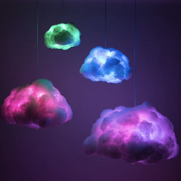 RGB Cloud Pendant